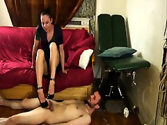 boy and mom horni milf feepthroat Video Of Girl Showing Her Feet To The Camera