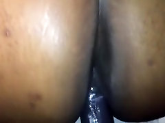 Ebony passionate sex with nisha from Badoo gets fucked good