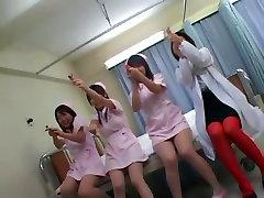 Fabulous Japanese girl in Crazy POV, Nurse JAV clip