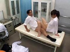 Fabulous Japanese slut Ami Morikawa in Best Medical, Fingering JAV scene