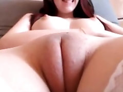young girl show perfect shaved pussy on cam-18flirt.com.mp4