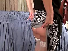 American kai green porn model mom Joan with big small porn sahibe and hungry pussy