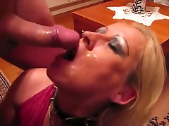 Amazing Amateur record with BDSM, Stockings scenes