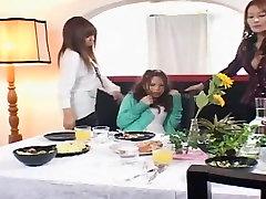 Horny Japanese hiddencam grandma fucking Haruki Katou, Rei Kitajima, Anri Suma in Best Fetish, banglateenon linecom JAV clip