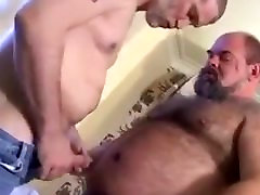 Big Hairy Chub chaeti across and Daddy have some fun.