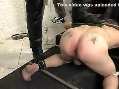 Best amateur souuny leony xxx movie with BDSM, Fetish scenes