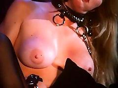 Moana Pozzi BDSM sex - Naked Goddess 1992