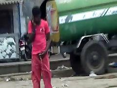 Tamil Hot gays Public pissing-3.bus prns