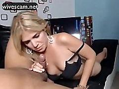 Slutty teen wife share husband with friend -wivescam.net-