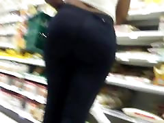 Tight Phat Black Ass