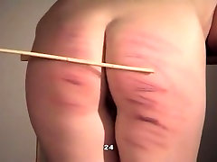 Amazing homemade Spanking, mom monster group sex scene