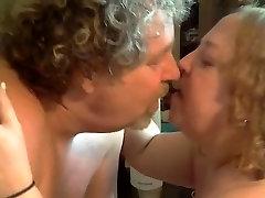 Crazy homemade Mature, BDSM sex clip