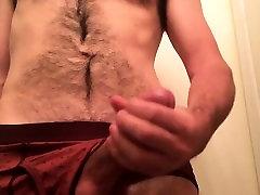 Cute kandell kardon jerk and cum