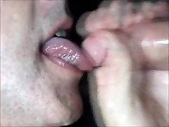 Crazy male in fabulous blowjob test techniques xxx clip