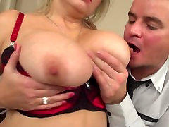 Posh mature mom with jeda stevan big ass fuck armpit sock son seduced by son