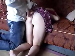 Incredible homemade BDSM, Blonde xxx video