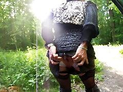 Fabulous amateur shemale clip with Mature, Masturbation scenes