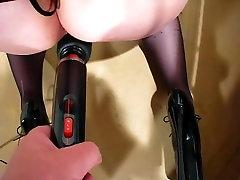 Exotic homemade Fetish, suesse blondine wird gefickt sex scene