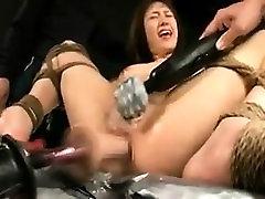 Asian Japanese girl SOFT BDSM