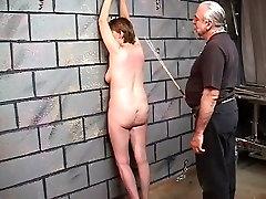 Crazy amateur BDSM, Mature sex scene