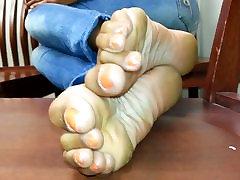 Ebony seachbbc fucked pawg soles