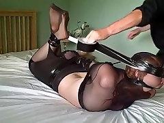 Crazy homemade wifes droping porn clip