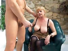 Busty sonakshi sings xxx com Fucks Young Cock