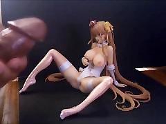 Figure Cumming - Cumming on Princess Milk 02