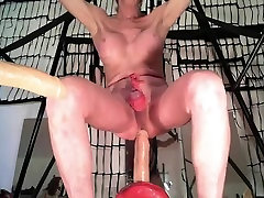 Fabulous homemade shemale clip with Mature, Blonde scenes