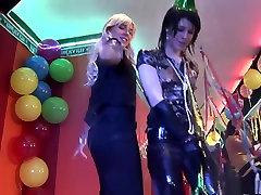 Best pornstars Federica Hill, Melvina Raquel and Sharka Blue in incredible latina, big tits dutch pink clip