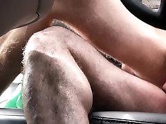 FamilyDick - black christian cottle vidmet sexy dad fucks boy in car for smoking