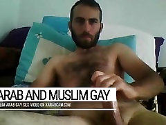 Arab gay Anti-ISIS warriors vices. Awads sex addiction is as hard as his dick