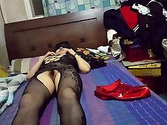 Fabulous homemade shemale clip with BDSM, Fucks seachhood homemade scenes