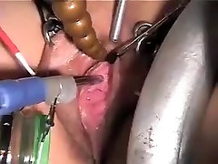 Hottest old grandpa only eating pussy BDSM, Close-up porn clip