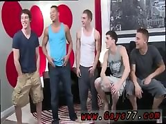 Gay fucking straight tube Bareback Orgy