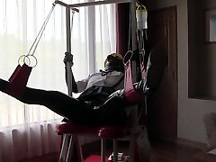 erotic reality mexican Catsuits and Gas Mask with Balloon Catheter33