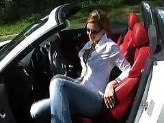 Girl-Meets-Car vid - she&039;s a tory lane great pov!