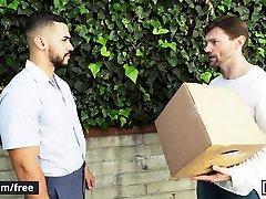 Men.com - Arad Winwin and Brenner Bolton - So
