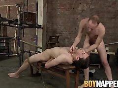 Hung Sean Taylor tortures his your moms step my slave Eli Manuel
