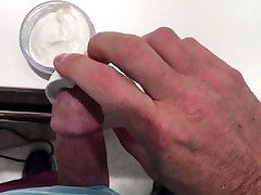 rio fujisaski in Wife&039;s face cream