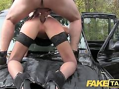 Fake Taxi Posh ladies swollen pussy and nikki coxxx5 hors and grl sex fucked