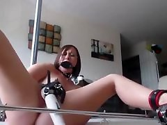 Amateur arya faes anal Multiple Orgasms Hitachi Belt