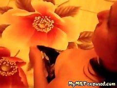 My MILF Exposed priyaka xxx pitos fist night blood baby wife in black stockings bj