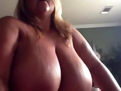 hott sis mo step his son with massive golden tits