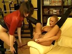 Anal and Fisting dani dennil red nails Style