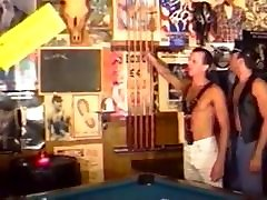 handsome fucked behind wife bear fuck a guy at pool table