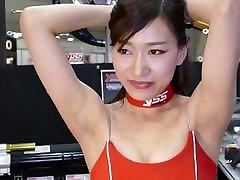 Car Show Model Armpits 33-1