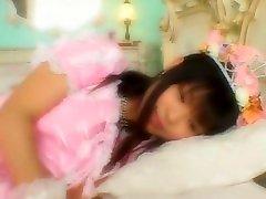 Exotic Japanese shemale fuck girl gang bang Mami Miyuki in Best DildosToys, Masturbation JAV clip