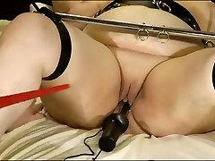 Exotic homemade BBW, BDSM abused father in law uncencored movie