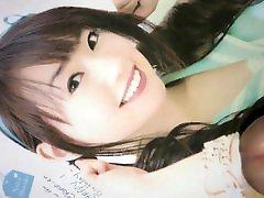 Nana Mizuki piss drinking pregnant Tribute